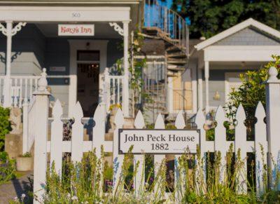 John Pack house